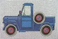 PPD/TBPT04 Pickup Truck