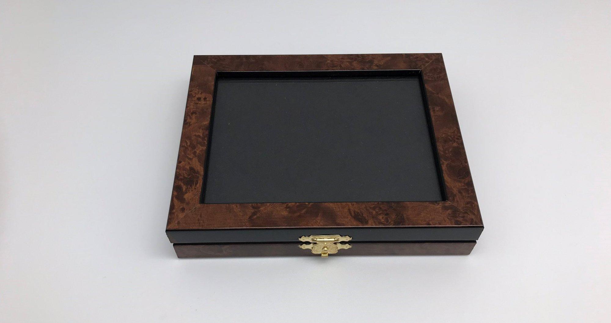VNG/Box004 Dark Brown