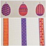 Wg12647 Mara's 3 Egg Omelette - pink hearts, lavender
