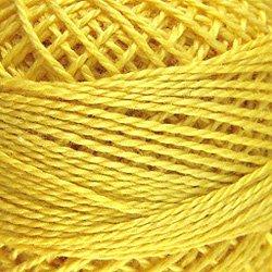 11 - Sunflower Perle Cotton Solid Thread