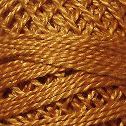 217 - Pumpkin Perle Cotton Solid Thread