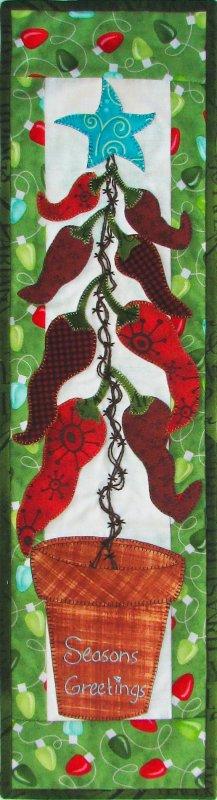 P149 Hot Hot Holiday Tree