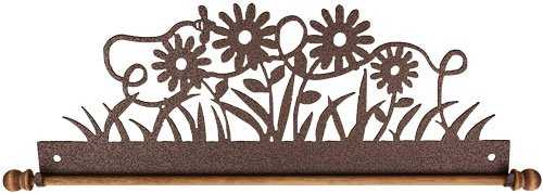 12 Daisy and Bee hanger - Copper