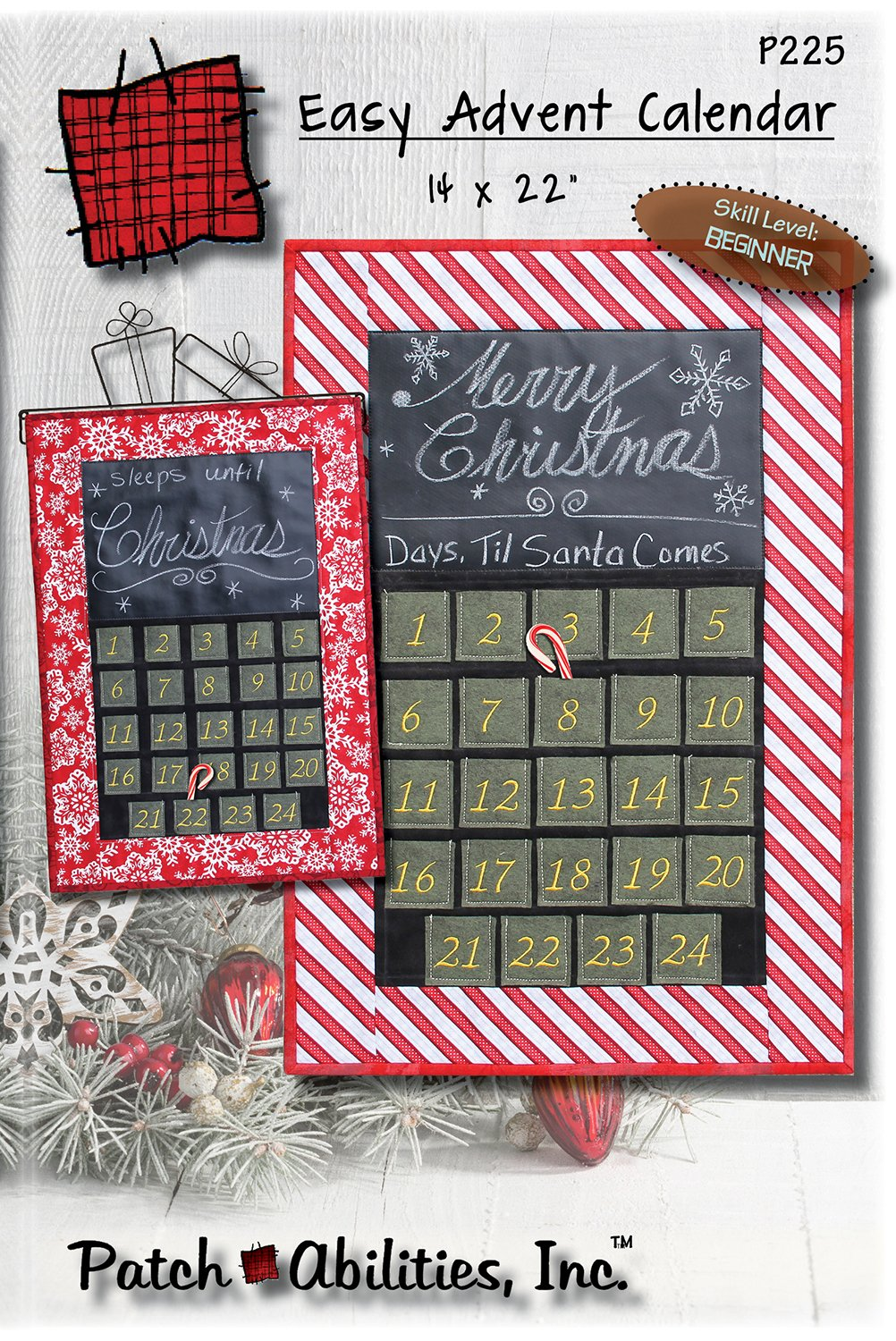 P225 Easy Advent Calendar