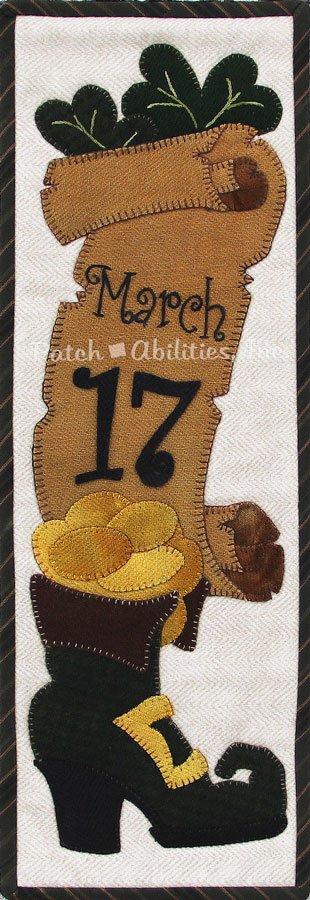 MM11-3 Saint Paddy's Day.
