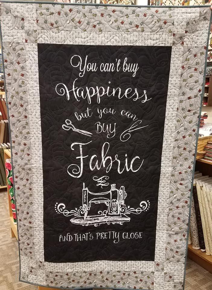 Sewing Panel Magic Quilt Kit