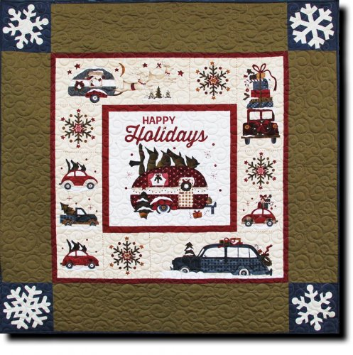 P215 Christmas n' Snowflakes Kit