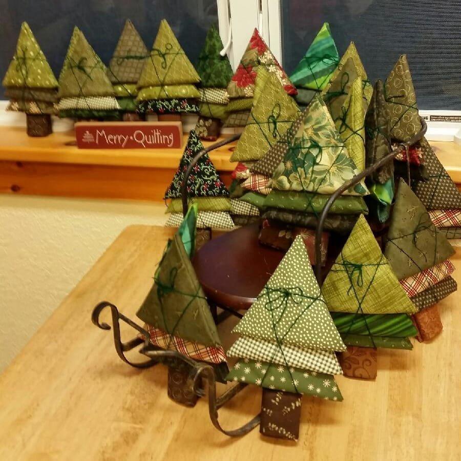 Holiday Trees (4 Fats)