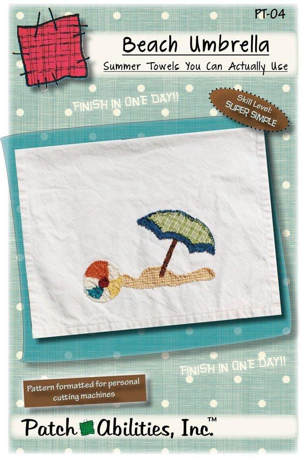 PT-04 Umbrella Towel