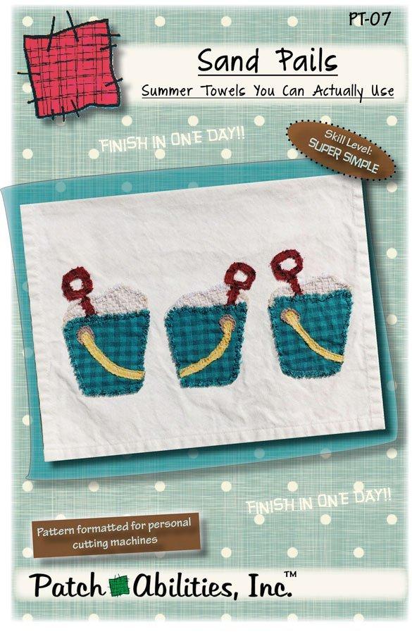 PT-07 Sand Pails Towel