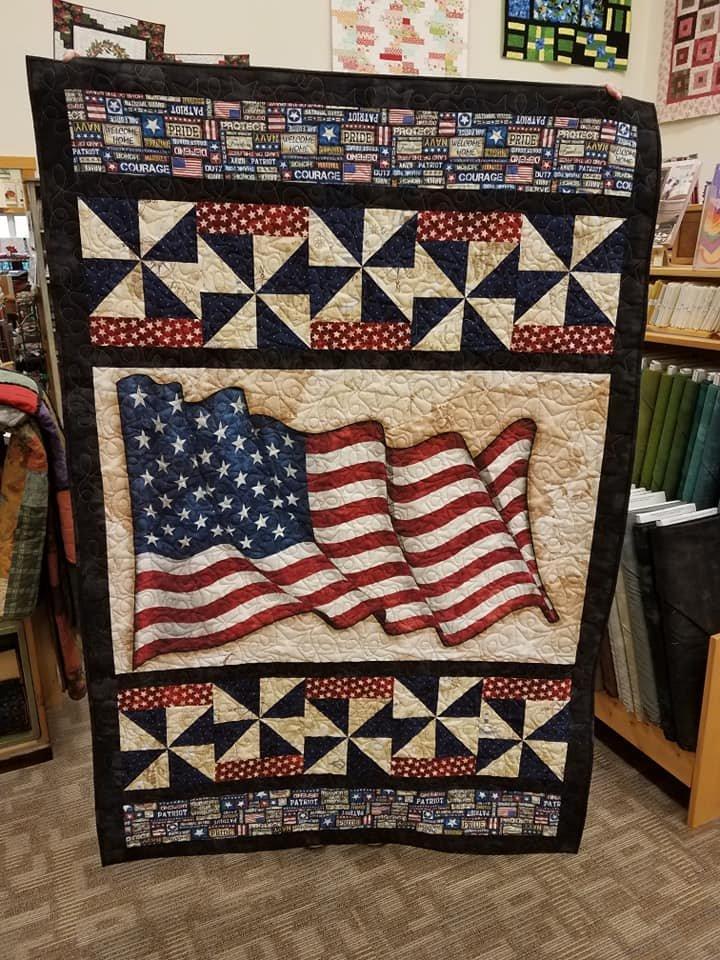 Liberty Flag Kit - (Bean Counter - Expression 2)