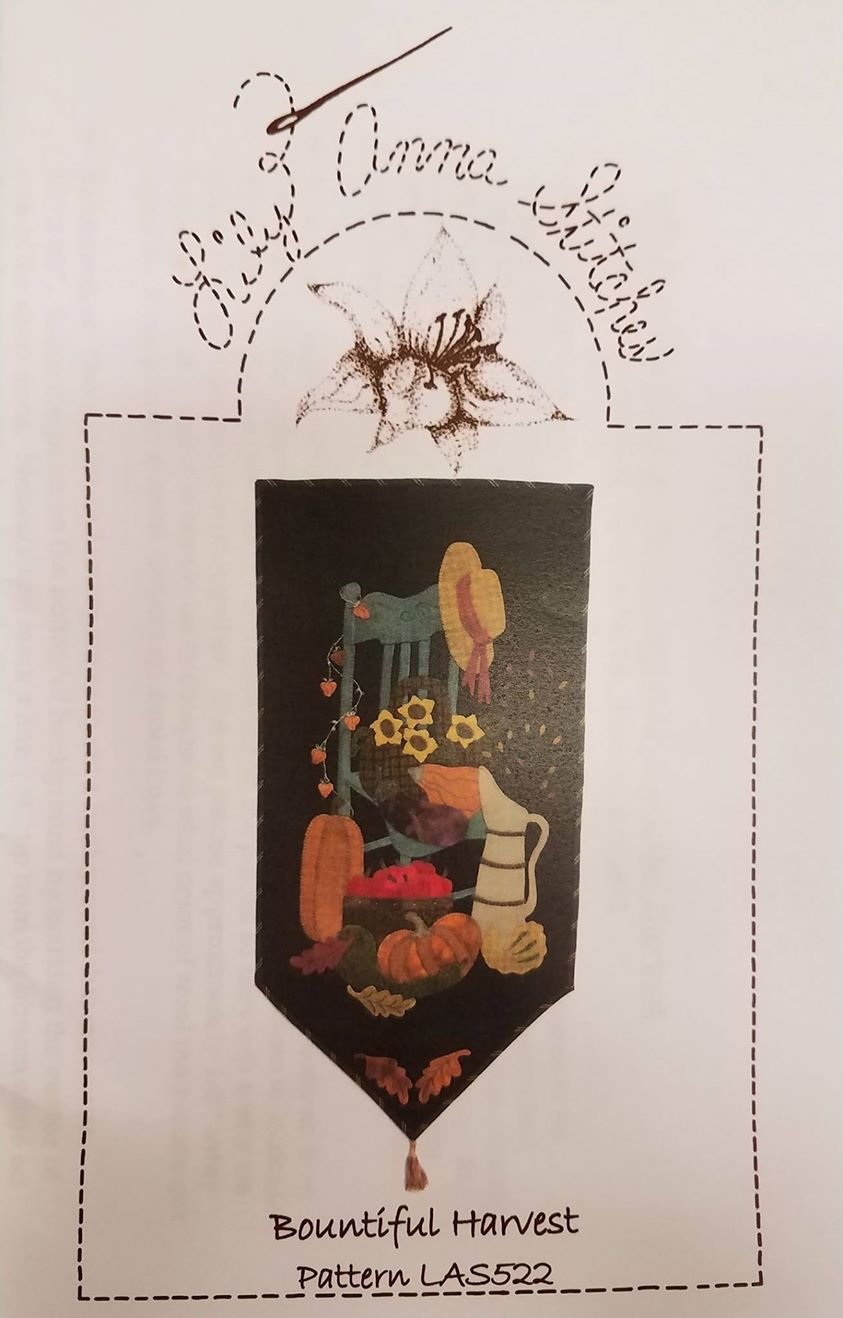 Bountiful Harvest - Lily Anna Stitches