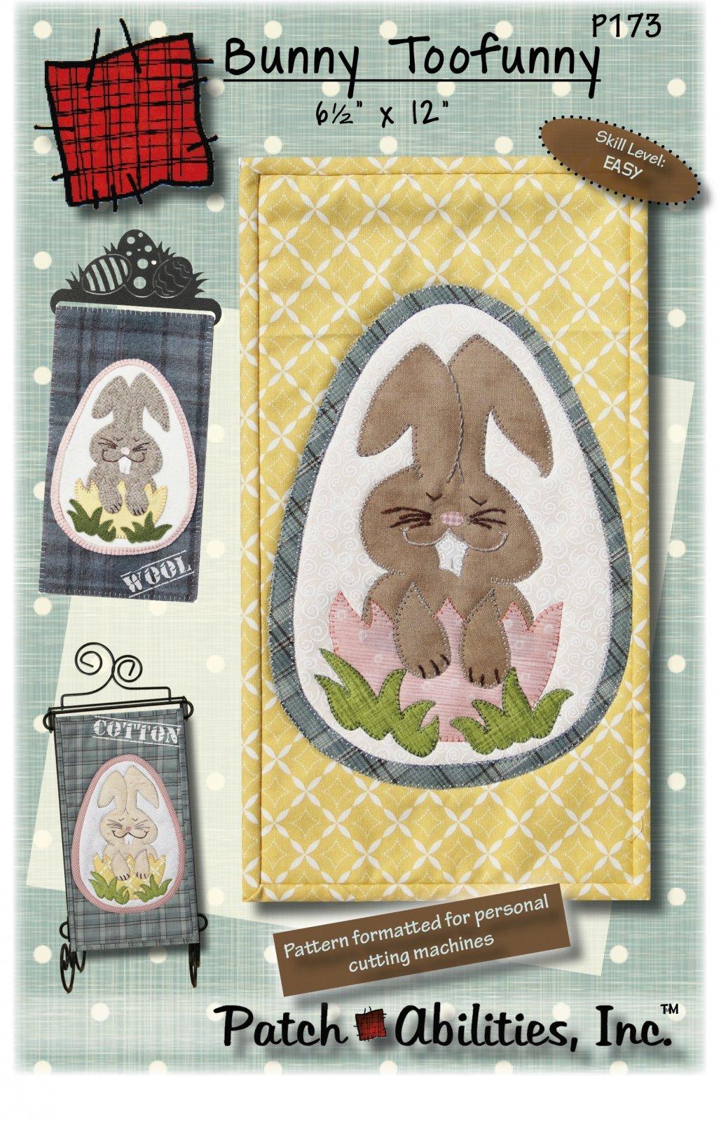 P173 Bunny Toofunny