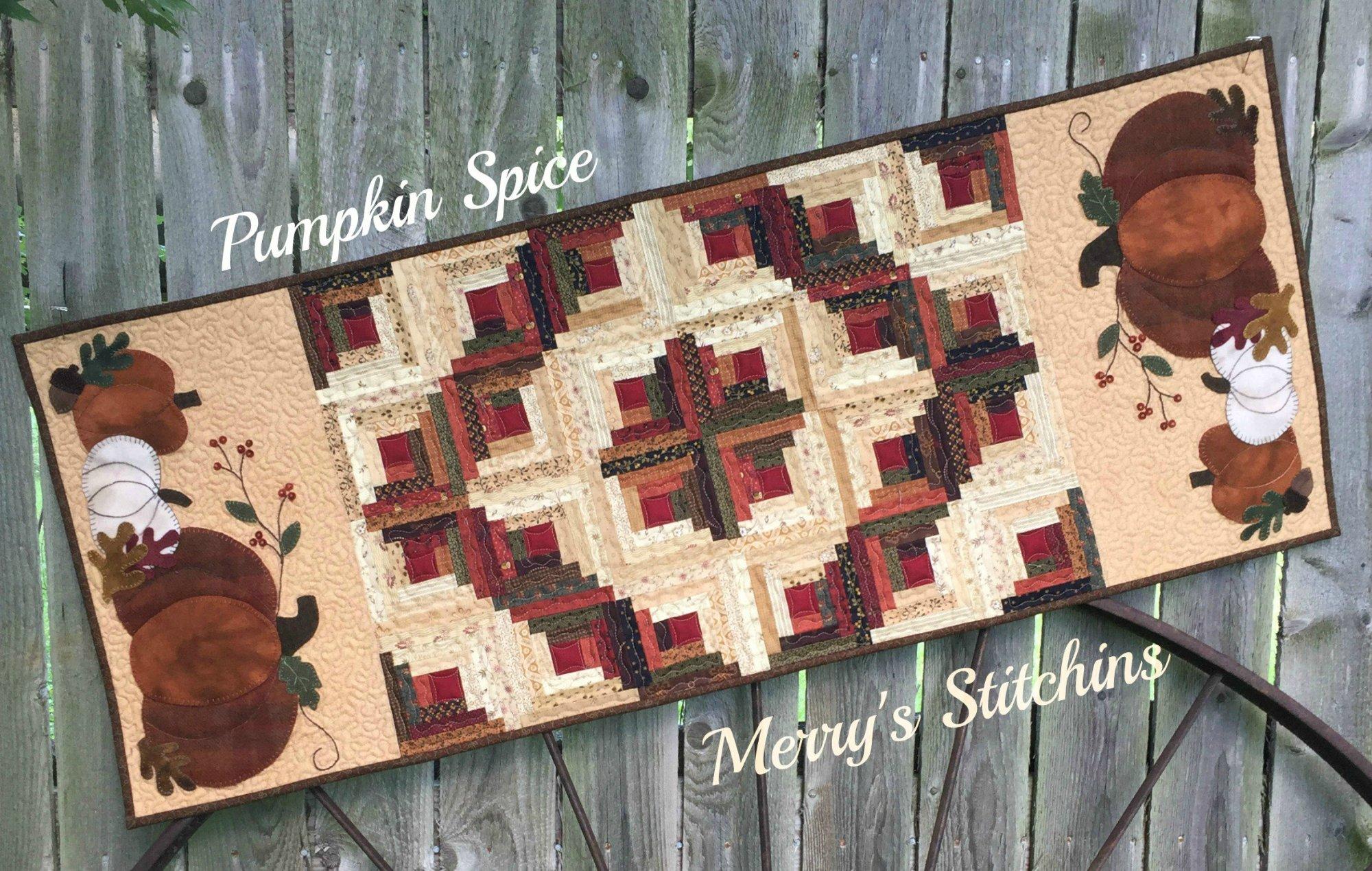 Pumpkin Spice Runner Kit
