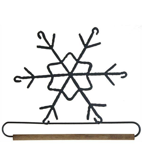 6 in Snowflake hanger