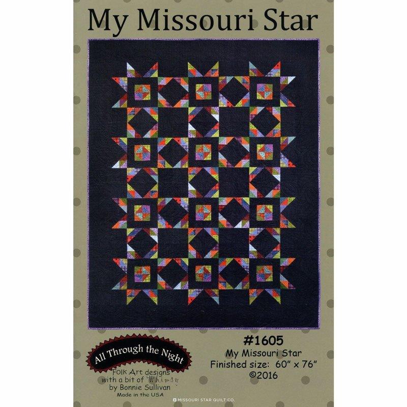 My Missouri Star- All Through the Night