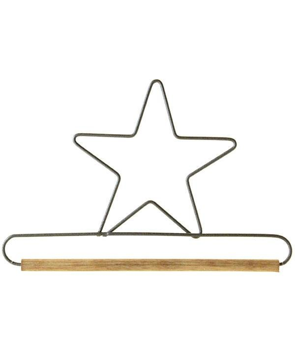 6 in Star hanger