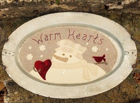 Warm Hearts - Sew Cherished
