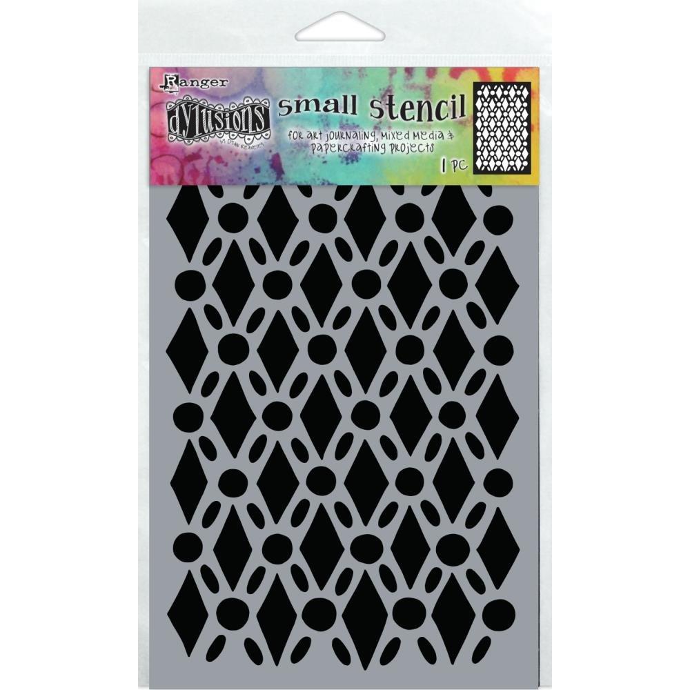 Dyan Reaveley's Dylusions Stencils 5X8-Fancy Floor