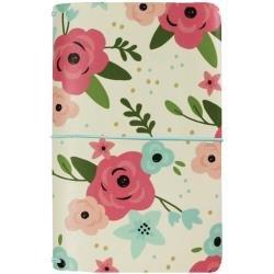 Carpe Diem Traveler's Notebook Cream Blossom, Bloom