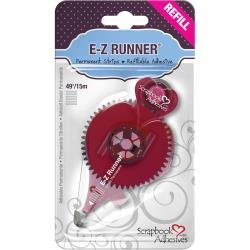 EZ RUNNER Refill Permanent, 49', Use For 12006