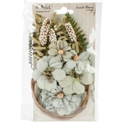 49 And Market Seaside Blooms 1.5-2.25 16/Pkg Aloe