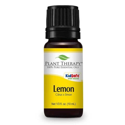 PT Lemon Essential Oil 10 ML