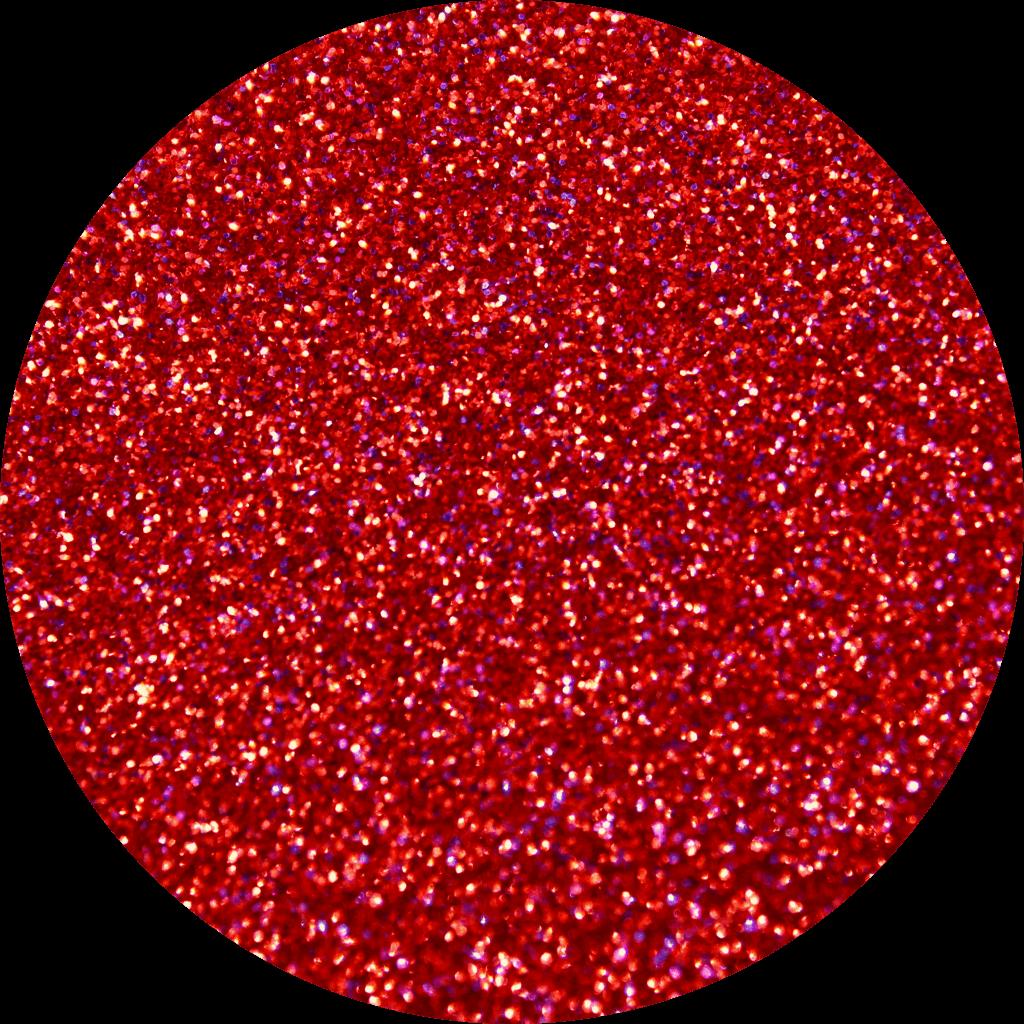 Art Glitter 119 Cranberry Ultrafine 1/4 oz jar