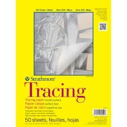 Strathmore Tracing Paper Pad 9X12 50 Sheets