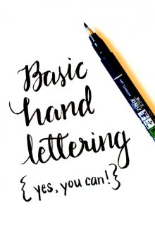 Pens To The Basic Brush Lettering Script Alphabet Class Will Also Address Letter Connections And Flourishes Plus You Learn Some Tricks