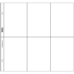 Project Life Photo Pocket Pages 12/Pkg Design L (4X6) 6