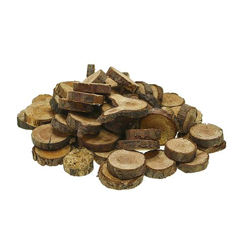 Darice Fairy Garden Wood: Large, 5.29 ounces