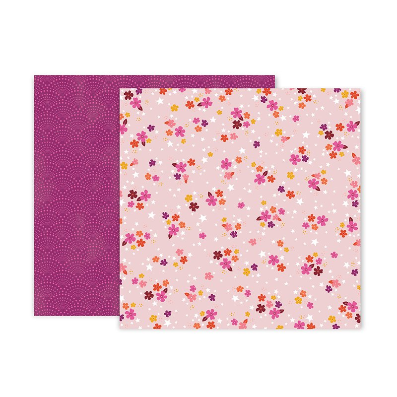 PP Paige Evans Truly Grateful Double-Sided Cardstock 12X12 #4