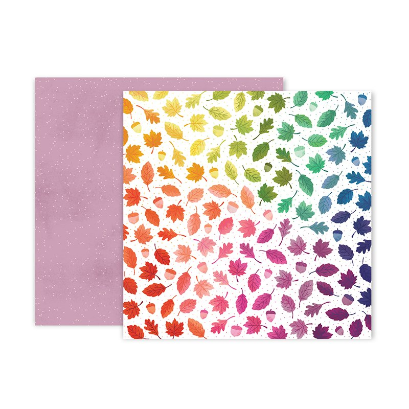 PP Paige Evans Truly Grateful Double-Sided Cardstock 12X12 #10