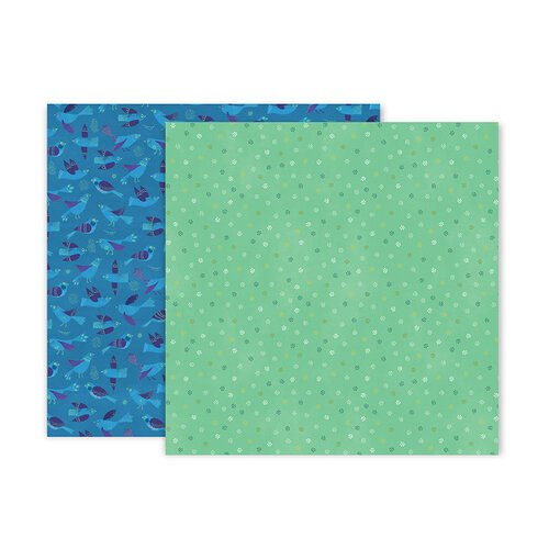 PP Paige Evans Truly Grateful Double-Sided Cardstock 12X12 #20