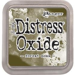 Tim Holtz Distress Oxides Ink Pad Forest Moss