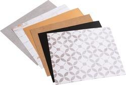 American Crafts Pocket Frames Paper Pad 6x6 15/PKG