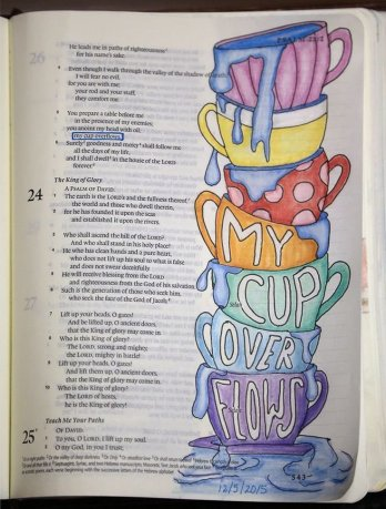 city chicks bible journaling coloring techniques with pencils