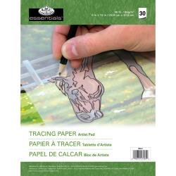 Essentials? Tracing Artist Paper Pad 9X12 30 Sheets