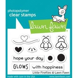 Lawn Fawn Clear Stamps 3X2 Little Fireflies