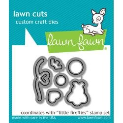 Lawn Cuts Custom Craft Die Little Fireflies