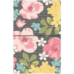 Carpe Diem Traveler's Notebook 5X8.25 Floral, Typewriter