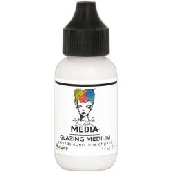 Dina Wakley Media Glazing Medium 1oz Tube