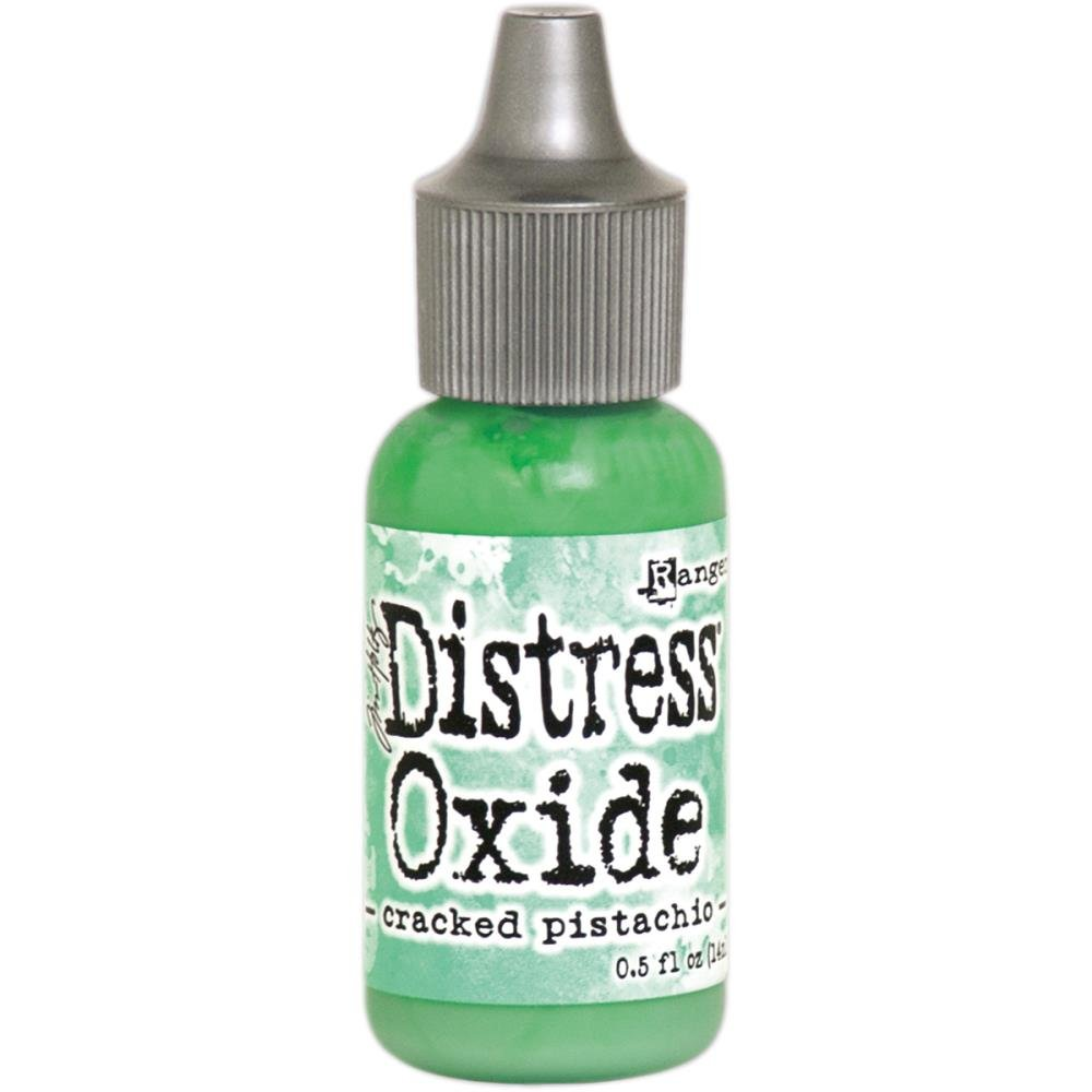 TH Distress Oxides Reinkers:  Cracked Pistachio