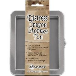 TH DISTRESS CRAYON: Storage Tin