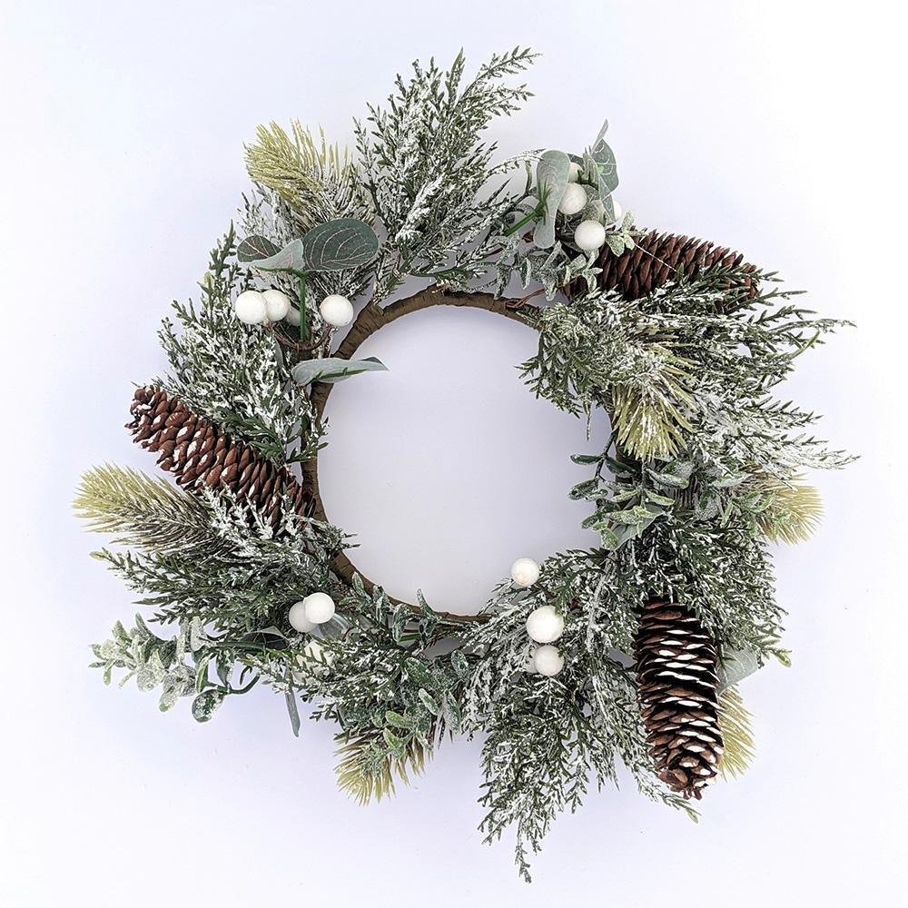 FOUNDATIONS: Winter Wreath