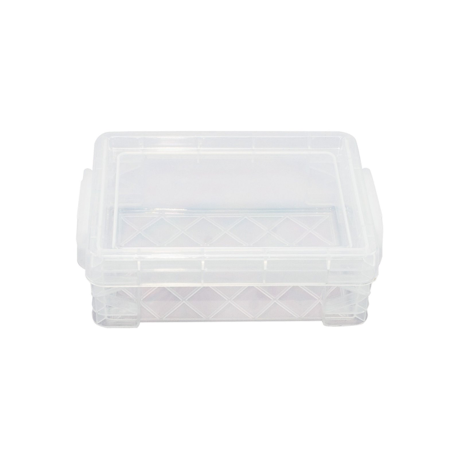 Storage Studios Clear Crayon Box