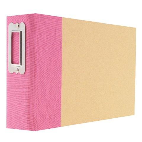 Sn@p! Binder 4X6 Pink