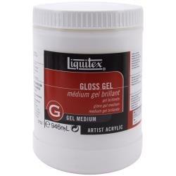 Liquitex Gloss Acrylic Gel Medium 32oz
