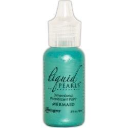Liquid Pearls Dimensional Pearlescent Paint .5oz Mermaid